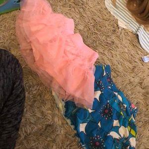 1 skirt and 1 skort